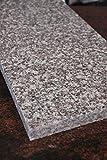 Fensterbank MARMOR - 1. Wahl - jedes Maß ist möglich Exclusiv auf Maß geschnitte 150 x 20 cm Bronze Toni Braun