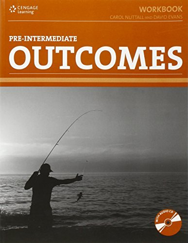 Outcomes Pre-intermediate Workbook with Key + Audio CD by Hugh Dellar (2010-08-22)