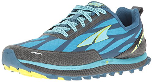 Altra Superior 3.0 W Zapatillas de trail running blue/lime