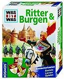 Ritter & Burgen - Entdeckerkasten - Basteln-Lernen-Spielen - Aus der Serie: Was ist was?!