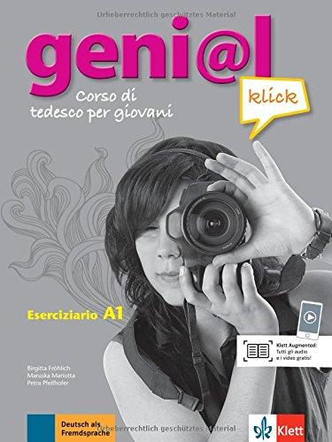 Geni@l klick. A1. Arbeitsbuch italiano. Con CD Audio. Per la Scuola media
