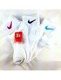 Nike one-quarter Socks 3 P Yth LT C CSH QT MTMG Varios colores multicolor