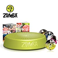 Zumba Fitness Incredible Results DVD-Set + Zumba Step Rizer | Tanzen Sie sich zur Traumfigur | Eines der erfolgreichsten Fitnessprogramme der Welt | Die Schritte werden von Trainern erklärt | Sie erhalten zudem den Zumba Step Rizer, einen speziellen Stepper, der Sie bei Ihren Trainingseinheiten unterstützen wird