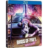Birds Of Prey Steelbook