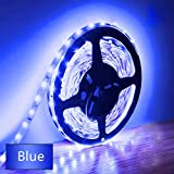 Eksave 5M LED Strip Lights Blue 300 Unidades SMD...