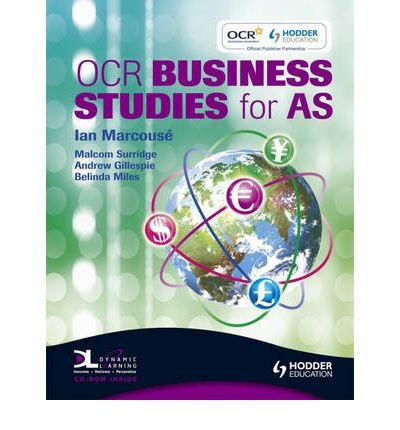OCR Business Studies for AS (Mixed media product) - Common