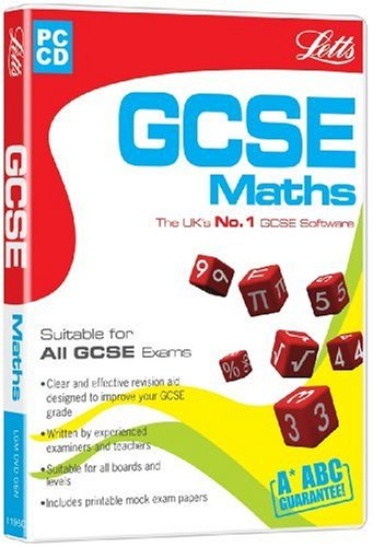 Letts GCSE Maths (PC CD) Test