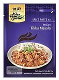 ASIAN HOME GOURMET 3er Pack Gewürzpaste für Indisches Tikka Masala [3x 50g]