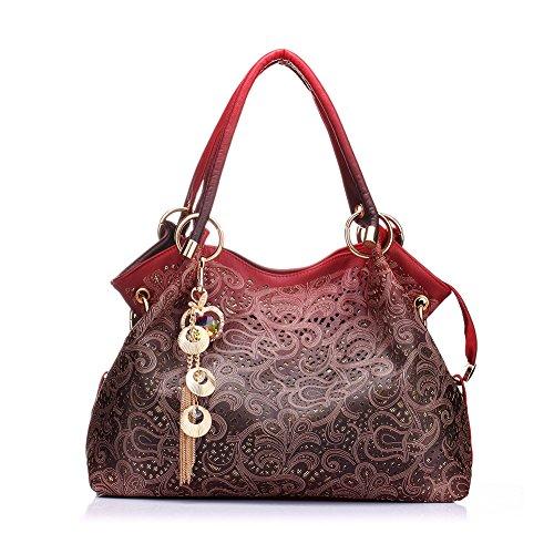 realer-ladies-sacs-main-en-cuir-hobo-sacs-fourre-tout-avec-fermeture-clair-pour-les-femmes-rouge