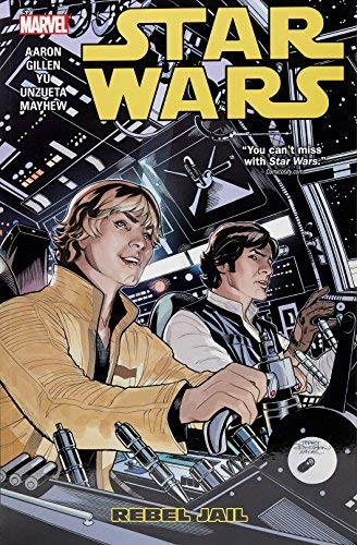 Star Wars Vol. 3: Rebel Jail (Star Wars (Marvel)) by Jason Aaron (2016-08-16) par Jason Aaron