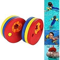 Behavetw - Bandas de Brazo para niños, EVA, Discos de natación, Bandas de