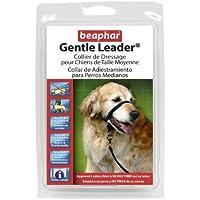 Beaphar BEA15743 Collar Gentle Leader, Talla M, Negro