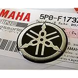 100 Genuine 45mm Durchmesser Yamaha Stimmgabel Aufkleber