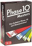 Mattel Games FPW34 Phase 10 Masters Kartenspiel, geeignet für 2 - 6 Spieler, Spieldauer ca. 60 - 90 Minuten, ab 7 Jahren (Cover Bild kann abweichen)