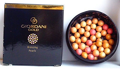 Oriflame Giordani Gold Bronzing Pearls Natural Peach