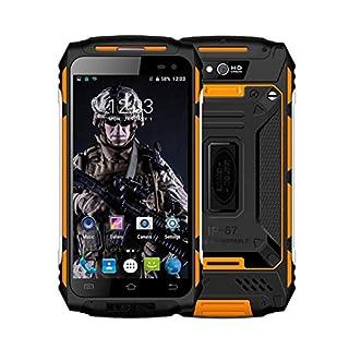 Rugged Smartphone,Discovery X2,Unlocked 4G Dual-SIM, Android 6.0 IP67 Waterproof Dustproof Shockproof,Compass+GPS, 2GB RAM+16GB ROM, 5