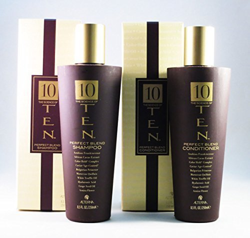 Alterna The Science of Ten Perfect Blend DUO: Shampoo &