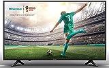 "Hisense H43A6120 43"" 4K Ultra HD Smart TV Wi-Fi Nero"