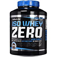 BioTech Whey Zero Lactose Free Proteínas Sabor Chocolate - 2270 gr