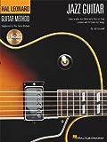 Hal Leonard méthode de guitare jazz–BK + CD
