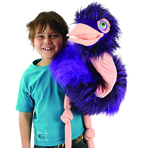 The Puppet Company - Aves Gigantes - Avestruz