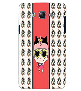 PrintDhaba Funny Image D-3823 Back Case Cover for SAMSUNG GALAXY J5 (Multi-Coloured)