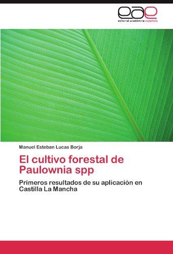 El cultivo forestal de Paulownia spp por Lucas Borja Manuel Esteban