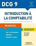 DCG 9 - Manuel (DCG 9 - Introduction à la comptabilité - DCG 9 t. 1) - Format Kindle - 9782100782758 - 23,99 €