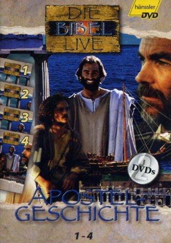 Die Bibel Live - Apostelgeschichte 1-4 [2 DVDs]