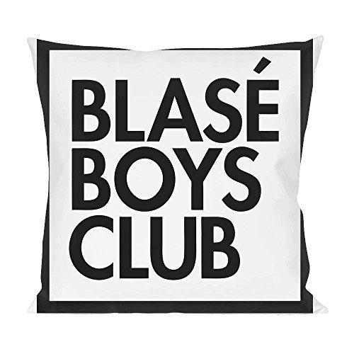 Blasé Boys Club Duke Dumont Pillow Boys Blase