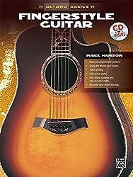 Beyond Basics: Fingerstyle Guitar, Book & CD by Mark Hanson (1998-06-01)