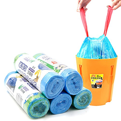 bin-liners-nakeey-bin-bags5pcs-hand-held-design-drawstring-trash-bags-household-kitchen-rubbish-bags