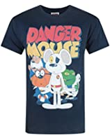 Official Danger Mouse Men's T-Shirt