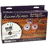 Beadsmith Metall Kumihimo Starter Kit