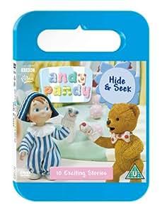 Andy Pandy - Hide & Seek (Carry Me) [DVD]