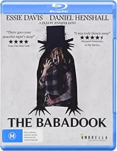 Babadook [Blu-ray] [Import anglais]: Amazon.fr: Essie ...