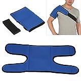 Verstellbare Heiß-/Kalt Gel Schulter Eispack für Heat Ice Therapie zur Linderung von akutem Schmerz und Schwellungen für Schulter Arm Knie Schienbein Knöchel, Frauen und Herren