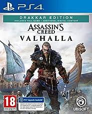 Assassins Creed Valhalla Drakkar Edition (PS4)