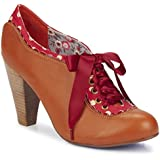POETIC LICENCE womens BACKLASH TAN/RED Shoe boots