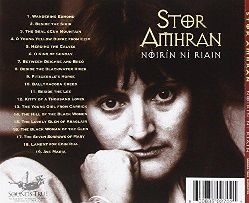Image of Stor Amhran