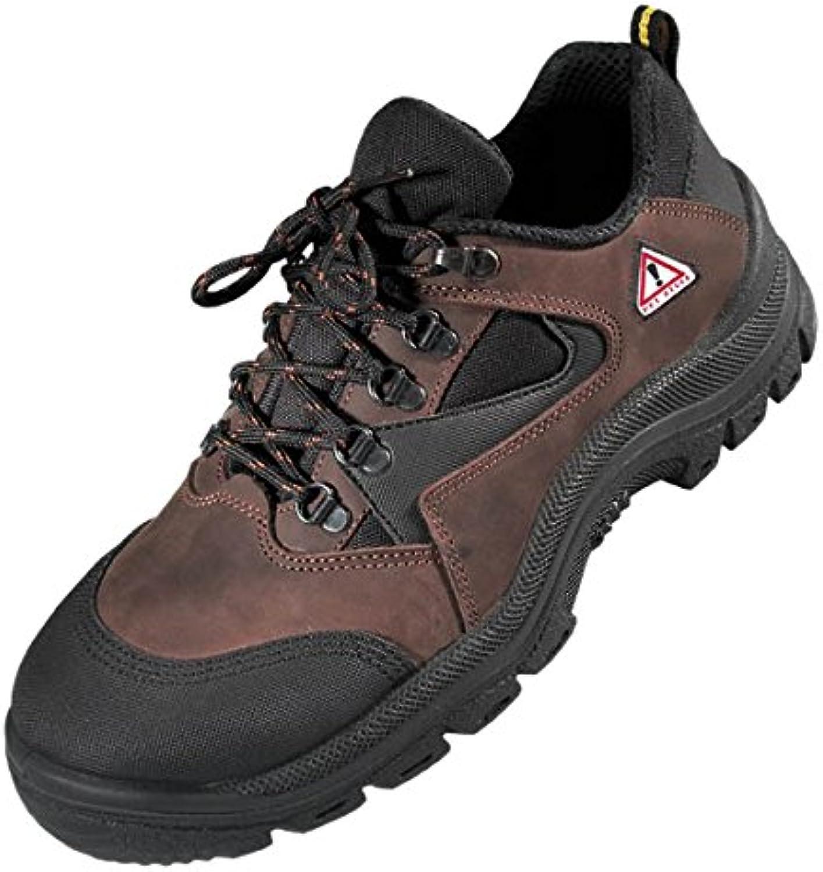 Seba 672 CE Zapato baja S3 (Talla 46, marrón