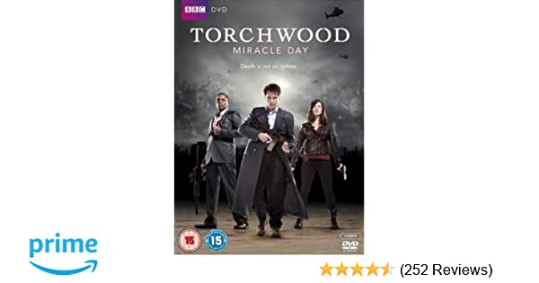 Torchwood - Miracle Day (Series 4) [DVD]: Amazon co uk: Eve