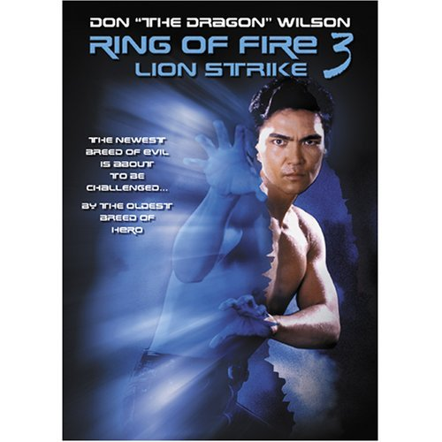 Ring of Fire 3: Lion Strike by Don Wilson - Ring Of Fire-film-dvd