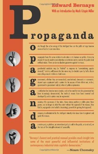 Propaganda by Edward Bernays (2004) Paperback