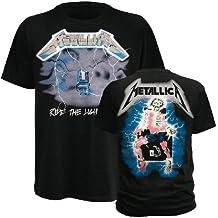 T-Shirt Metallica Noir Ride the Light XL (T-Shirt taille Extra Large)
