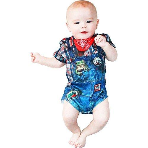 chten Hillbilly Baby Kostüm ()