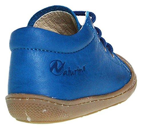 Naturino , Chaussures de ville à lacets pour garçon bleu bleu Bleu