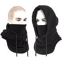 Joyoldelf Multifunktionale Balaclava Gesichtsmaske Skimaske