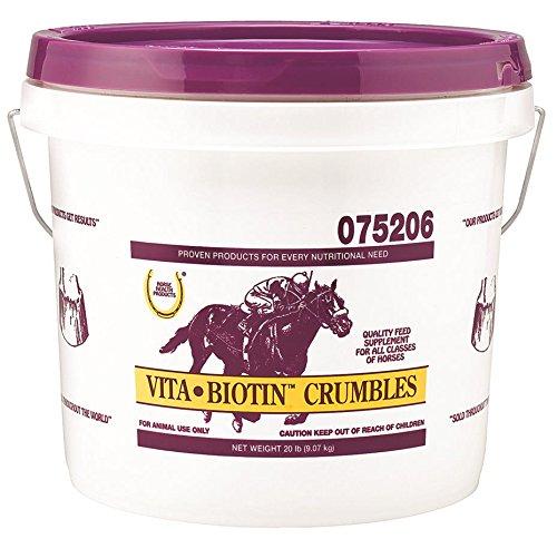 Horse Health Vita Biotin Crumble, 20 lb. by Horse Health