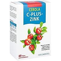 Cerola C-Plus-Zink Taler, 60 St. Lutschtabletten preisvergleich bei billige-tabletten.eu